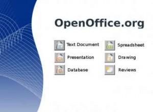 gratis office software van Open Office