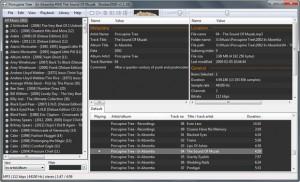 Foobar Muziek Afspelen Interface