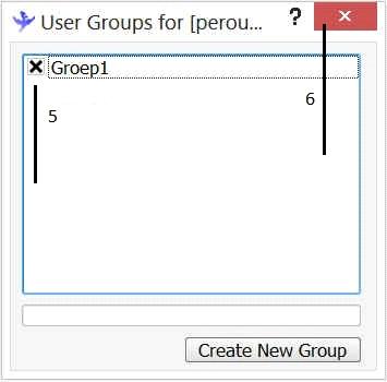 Groep maken