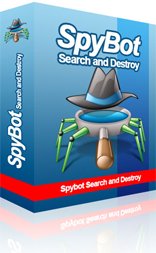 Spyware search & destroy – beveiligingssoftware