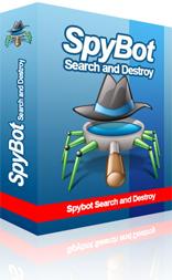 Spyware search & destroy - beveiligingssoftware