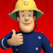 Brandweerman Sam op de iPad; leuk spel voor kleine kinderen