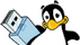 Linux op USB