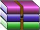 Winrar gebruik je voor het maken van RAR bestanden.