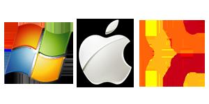 SABnzbD werkt onder Windows, Linux, Apple maar draait ook op NAS systemen van Synology en QNAP.