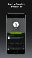 Spotify op je iPhone