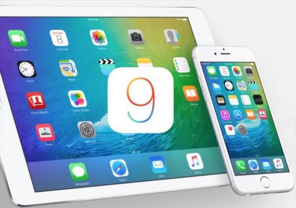 iOS 9.0.2. is alleen geschikt voor de iPhone 4s of hoger en de iPad 2 en hoger.