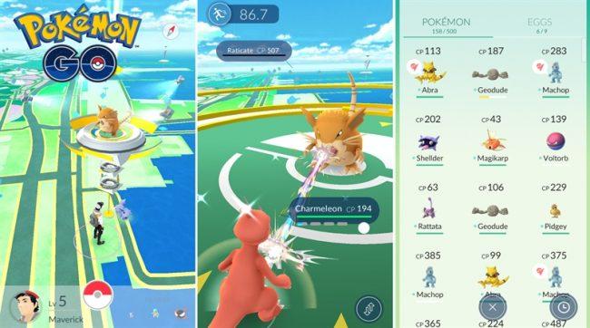 Cheaten en het gebruik van cheats in Pokémon Go leidt tot een ban! Doe het dus niet!