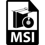 Een MSI bestand openen