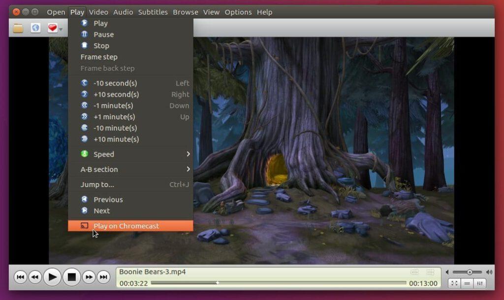 SMPlayer is beschikbaar voor Windows en Linux.