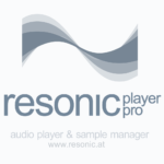 Resonic Player: muziek downloads afspelen